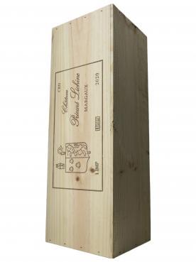 Château Prieuré-Lichine 2020 Original wooden case of one impériale (1x600cl)