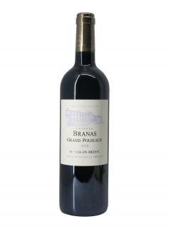 Château Branas Grand Poujeaux 2018 Bottle (75cl)