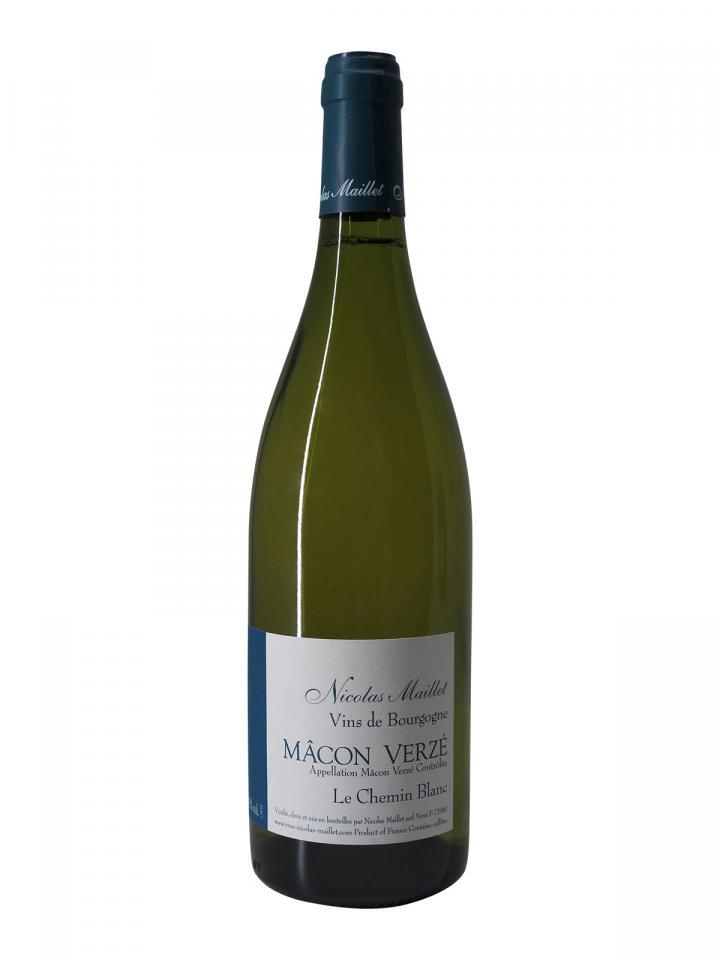 Macon Verze Le Chemin Blanc Nicolas Maillet 2018 Bottle (75cl)