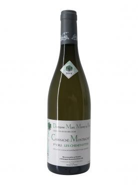 Chassagne-Montrachet 1er Cru Les Chenevottes Domaine Marc Morey & Fils 2019 Bottle (75cl)