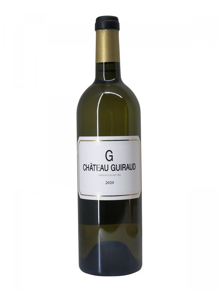 Le G de Château Guiraud 2020 Bottle (75cl)
