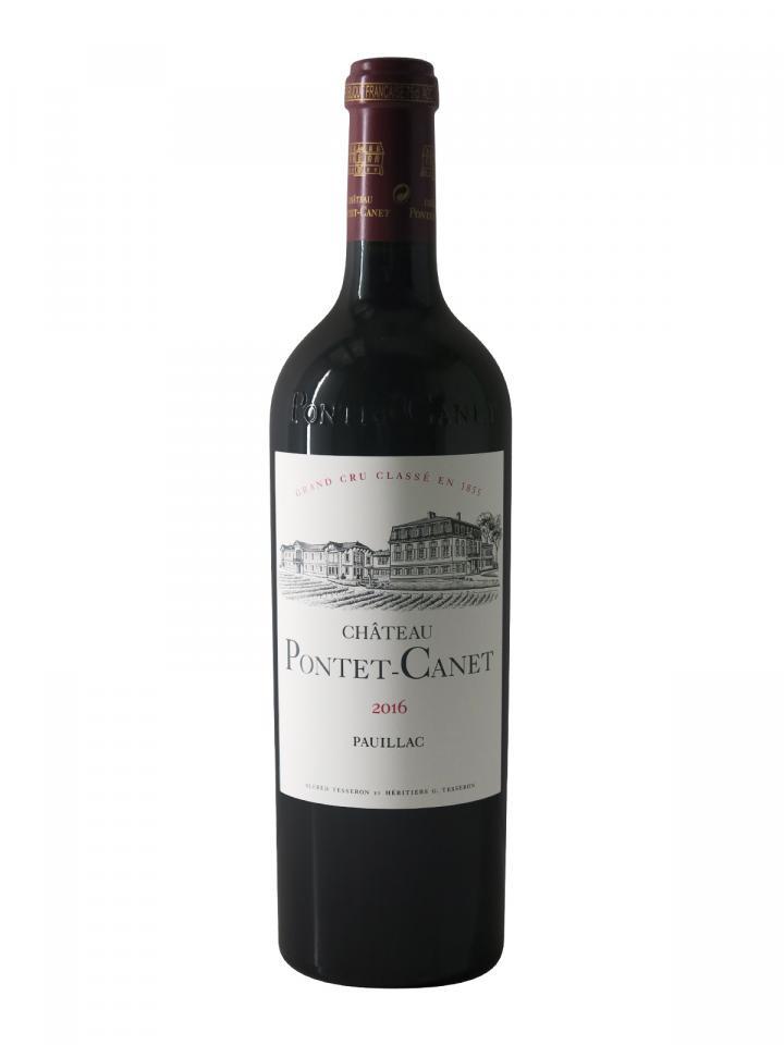 Château Pontet-Canet 2016 Bottle (75cl)