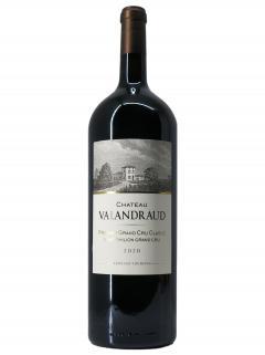 Château Valandraud 2020 Original wooden case of one magnum (1x150cl)