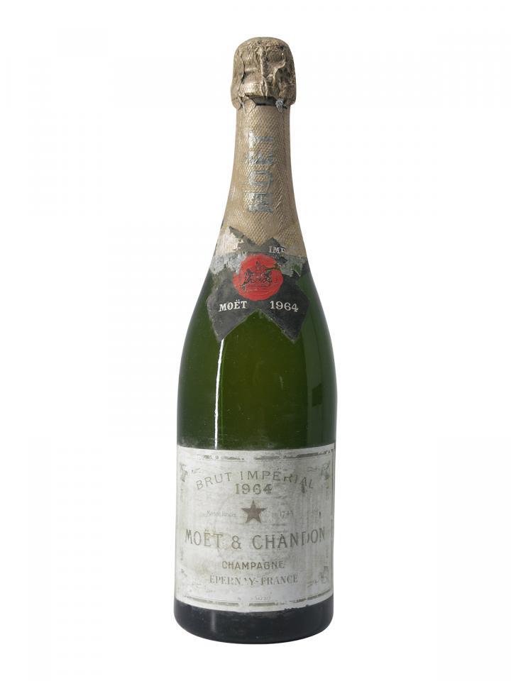 Champagne Moët & Chandon Brut Impérial Brut 1964 Bottle (75cl)