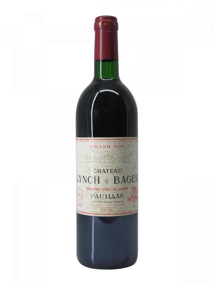 Château Lynch Bages 1990 Bottle (75cl)
