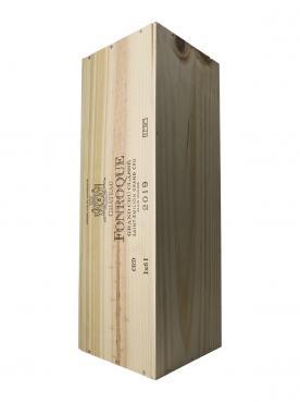 Château Fonroque 2019 Original wooden case of one impériale (1x600cl)
