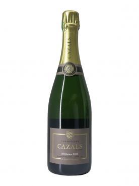 Champagne Claude Cazals Millésimé Blanc de Blancs Brut Grand Cru 2012 Bottle (75cl)