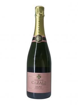 Champagne Claude Cazals Cuvée Rosée Brut Grand Cru Non vintage Bottle (75cl)
