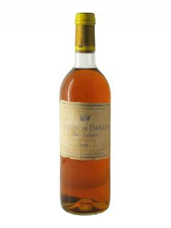 Château de Fargues 1975 Bottle (75cl)