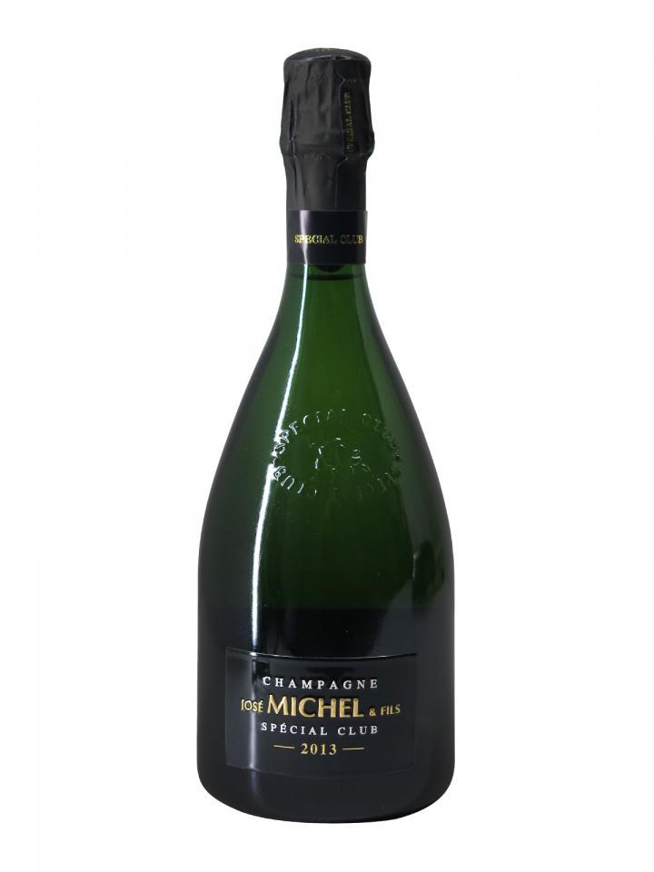 Champagne José Michel Spécial Club Brut 2013 Bottle (75cl)