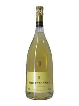 Champagne Philipponnat Grand Blanc Brut 2010 Box of one magnum (150cl)