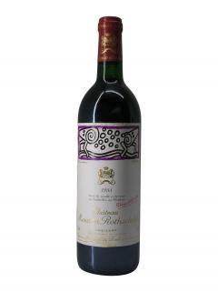 Château Mouton Rothschild 1988 Bottle (75cl)