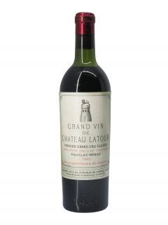 Château Latour 1949 Bottle (75cl)
