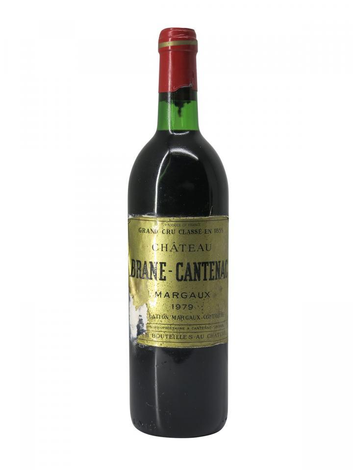 Château Brane-Cantenac 1979 Bottle (75cl)