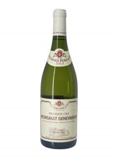 Meursault 1er Cru Genevrières Bouchard Père & Fils 2013 Bottle (75cl)