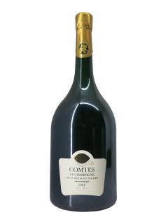 Champagne Taittinger Comtes de Champagne Blanc de Blancs Brut 2008 Original wooden case of one mathusalem (1x600cl)