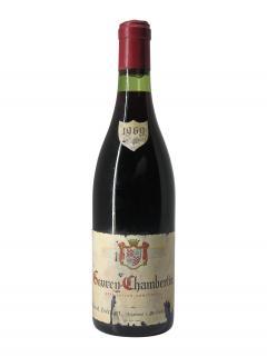Gevrey-Chambertin M. Frecourt 1969 Bottle (75cl)