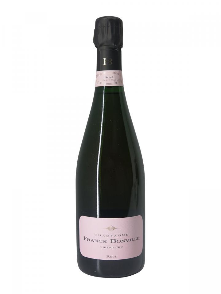 Champagne Franck Bonville Brut Rosé Grand Cru Non vintage Bottle (75cl)
