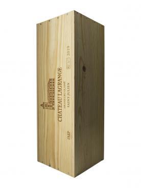 Château Lagrange (Saint Julien) 2019 Original wooden case of one impériale (1x600cl)