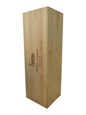 Château Lagrange (Saint Julien) 2019 Original wooden case of one nabuchodonosor (1x1500cl)