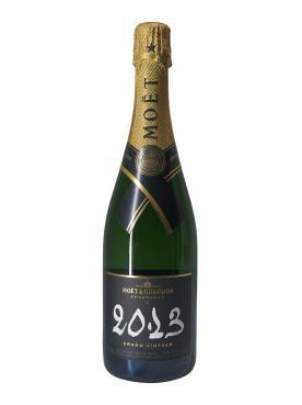 Champagne Moët & Chandon Grand Vintage Brut 2013 Bottle (75cl)