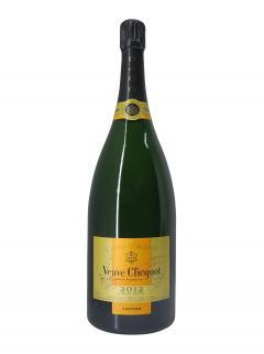 Champagne Veuve Clicquot Ponsardin Brut 2012 Magnum (150cl)