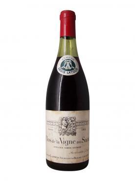 Corton Clos de la Vigne au Saint Louis Latour 1964 Bottle (75cl)