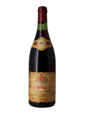 Côte-de-Beaune Abel Garnier Fils Aîné 1973 Bottle (75cl)