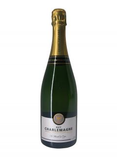 Champagne Guy Charlemagne Brut Classic Non vintage Bottle (75cl)