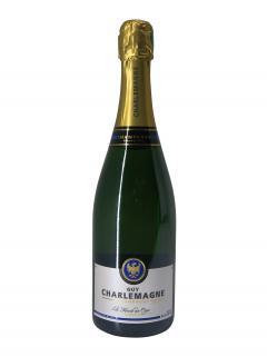 Champagne Guy Charlemagne Réserve Brut Blanc de Blancs Brut Grand Cru Non vintage Bottle (75cl)