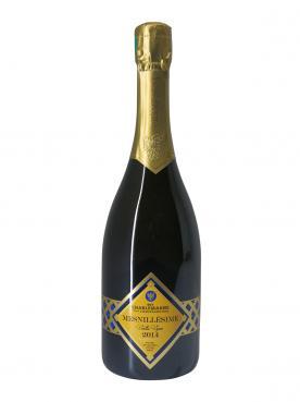 Champagne Guy Charlemagne Mesnillésime Grand Cru 2014 Bottle (75cl)