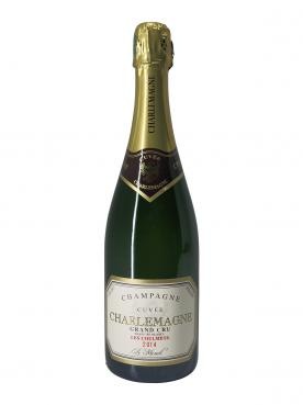 Champagne Guy Charlemagne Cuvée Charlemagne - Les Coulmets Blanc de Blancs Grand Cru 2014 Bottle (75cl)