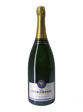 Champagne Guy Charlemagne Réserve Brut Blanc de Blancs Brut Grand Cru Non vintage Magnum (150cl)