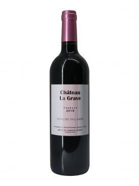 Château La Grave 2018 Bottle (75cl)