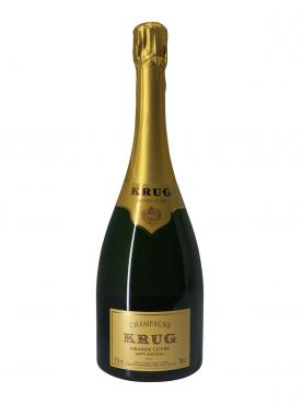 Champagne Krug Grande Cuvee 169ème édition Brut Non vintage Box of one bottle (75cl)