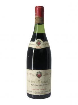 Vosne-Romanée Charles Vienot 1959 Bottle (75cl)