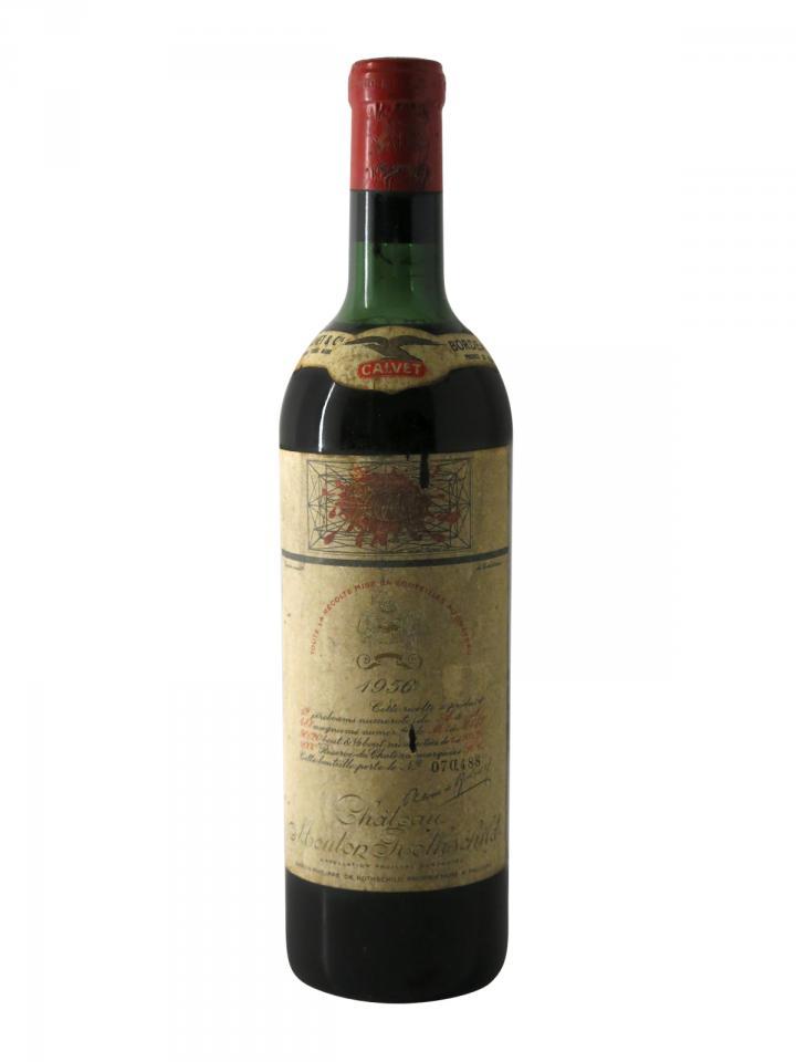 Château Mouton Rothschild 1956 Bottle (75cl)