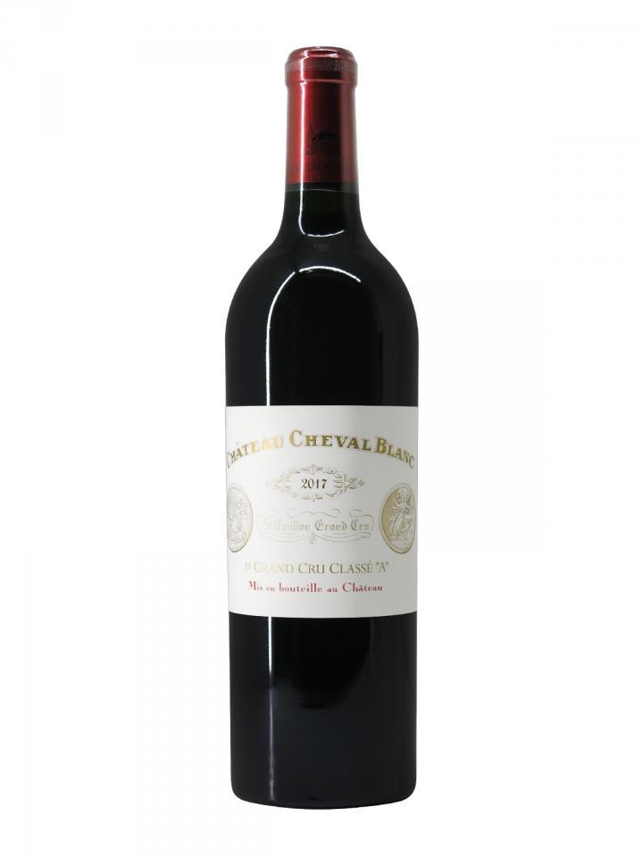 Château Cheval Blanc 2017 Bottle (75cl)