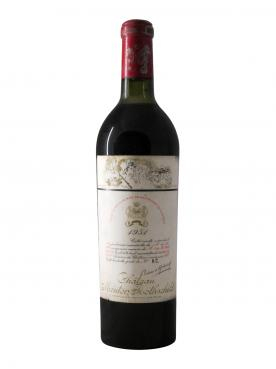Château Mouton Rothschild 1951 Bottle (75cl)