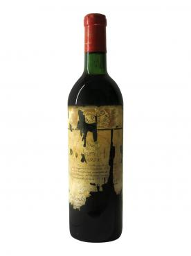 Château Mouton Rothschild 1958 Bottle (75cl)