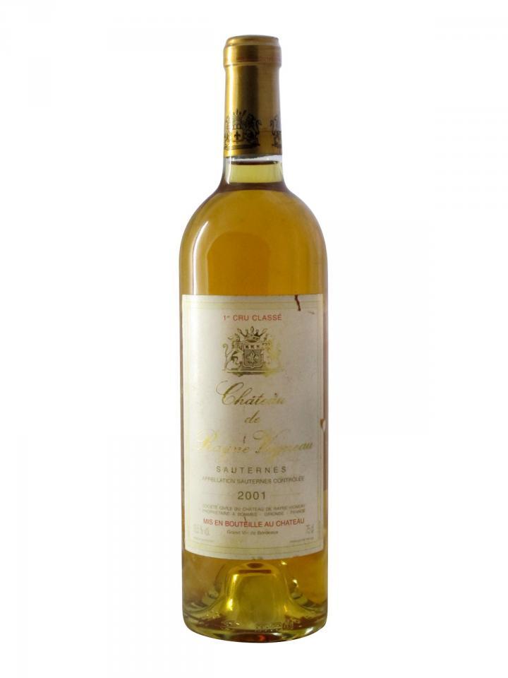 Château de Rayne Vigneau 2001 Bottle (75cl)