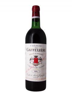 Château La Gaffelière 1976 Bottle (75cl)