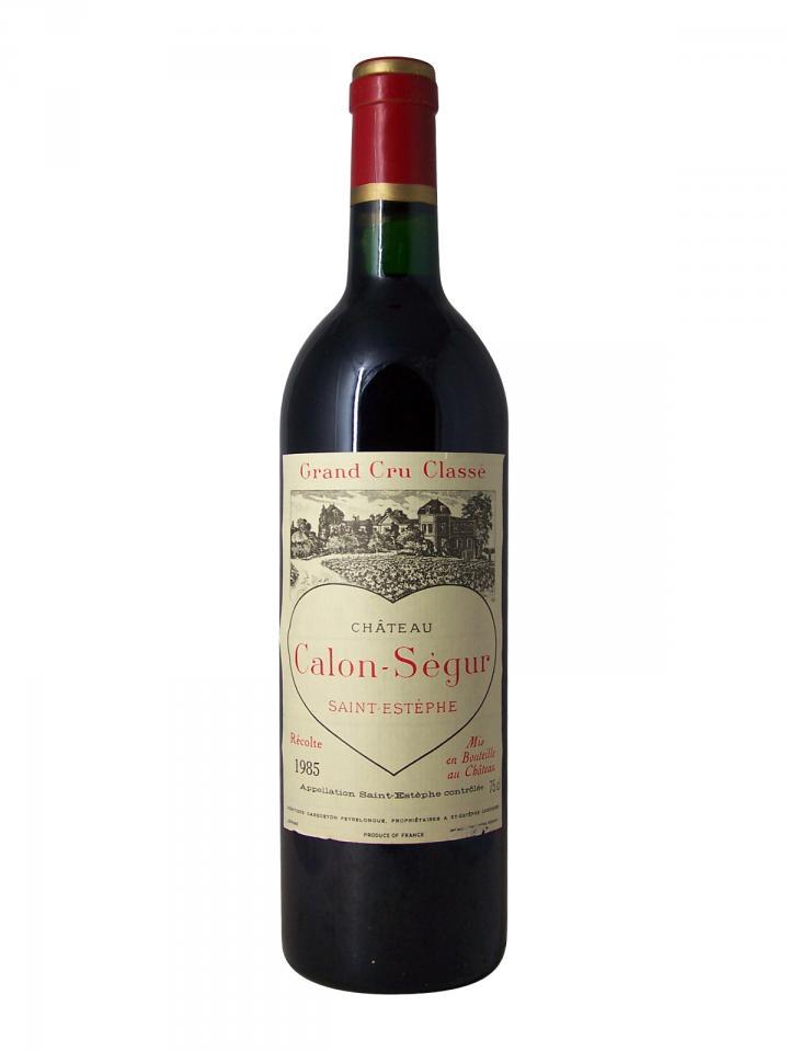 Château Calon-Ségur 1985 Bottle (75cl)