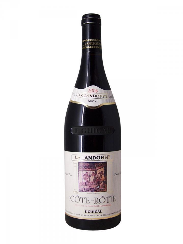 Cote-Rotie Domaine Guigal La Landonne 2006 Bottle (75cl)
