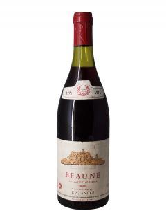 Beaune P. A. André 1976 Bottle (75cl)