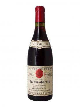 Beaune-Grèves Moillard Père & Fils 1979 Bottle (75cl)