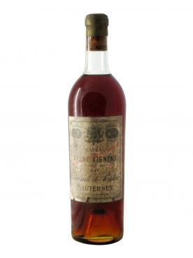 Château de Rayne Vigneau 1947 Bottle (75cl)