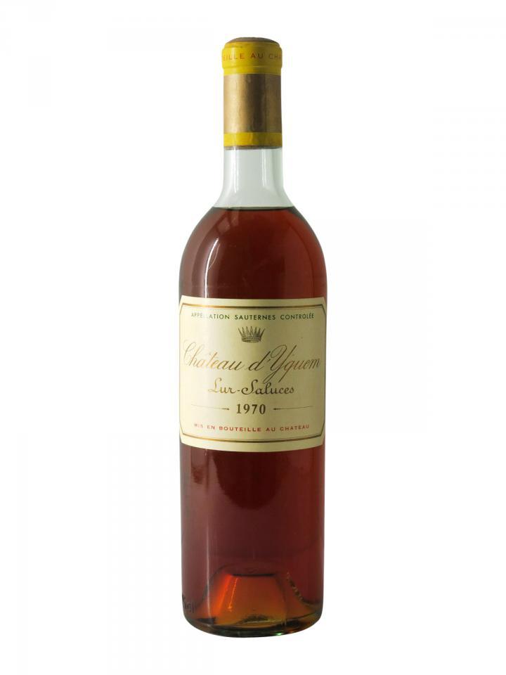 Château d'Yquem 1970 Bottle (75cl)