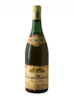Chassagne-Montrachet Premier Cru Les Ruchottes Domaine Ramonet 1959 Bottle (75cl)