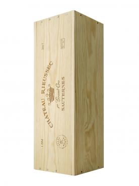 Château Rieussec 2017 Original wooden case of one double magnum (1x300cl)